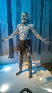 Un White-Walker - Expo GoT