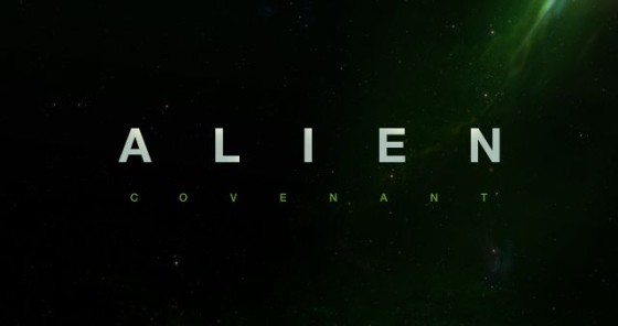 Alien Covenant - logo