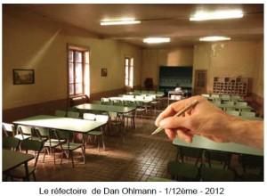 Le refectoire de Dan Ohlmann