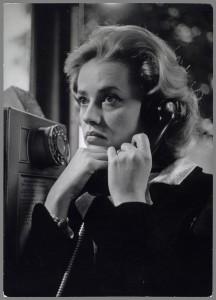 Jeanne Moreau dans Ascenseur pour lechafaud