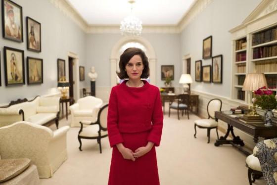 Natalie Portman est Jackie Kennedy