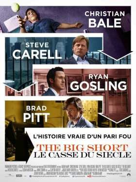 The Big Short - affiche