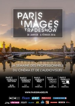 Paris Images Trade show - affiche