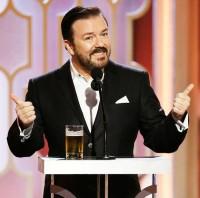 Ricky Gervais - Golden Globes 2016