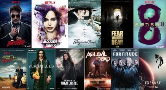 Top 10 des meilleures nouvelles séries 2015 de CineChronicle