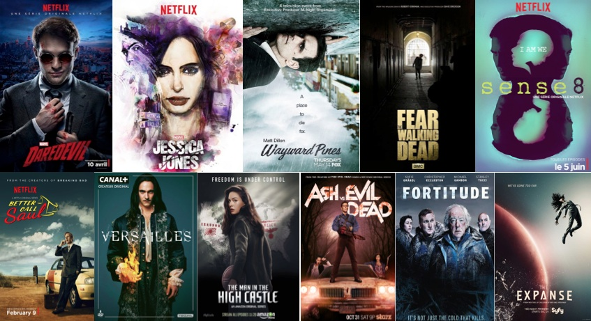 Action Movie Series To Watch