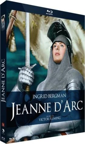Jeanne d'Arc de Victor Fleming - couverture