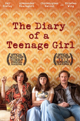 The Diary of a Teenage Girl de Marielle Heller - affiche