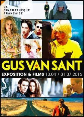 Exposition Gus Van Sant - Cinemathèque Française