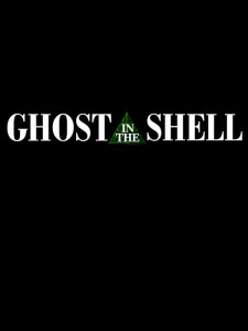 Ghost in the Shell - poster logo film live action