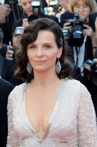 Juliette Binoche - Cannes 2016 - photo Philippe Prost pour CineChronicle