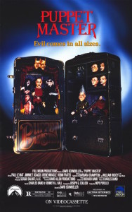 Puppet Master - poster
