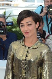 Ruth Negga pour Loving - Festival de Cannes - Photo de Philippe Prost pour CineChronicle