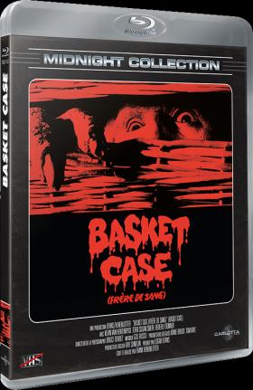 Basket Case de Frank Henenlotter - jaquette