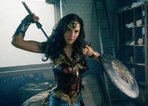 Gal Gadot - Wonder Woman de Patty Jenkins