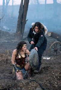 Gal Gadot et Patty Jenkins - Wonder Woman