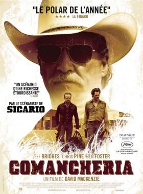 Comancheria - affiche