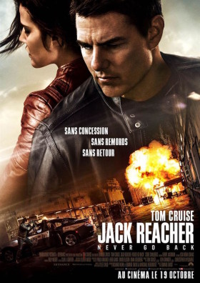 Jack Reacher - Never go Back - affiche