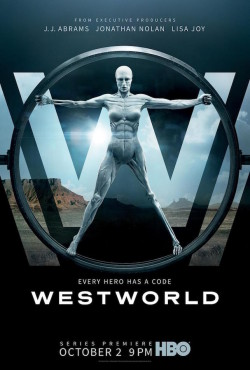 Westworld - poster HBO