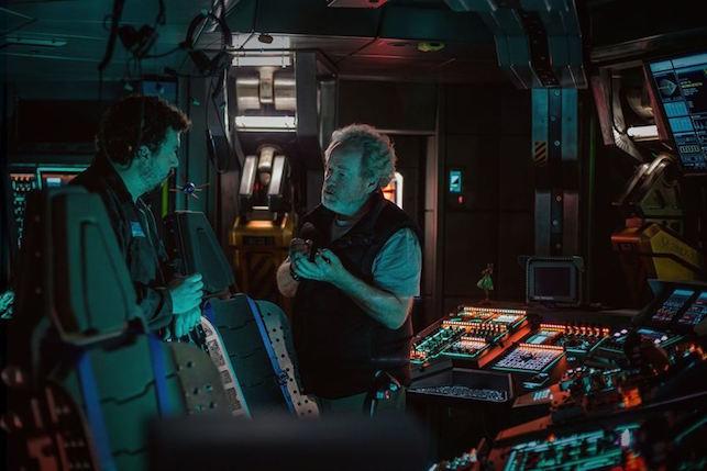 Covenant s'affiche et va débarquer dans les salles en avance — Alien