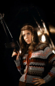 Carrie Fisher - Blues Brothers