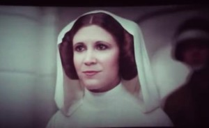 Carrie Fisher - Rogue One
