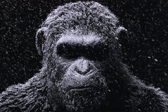 Nouvelle bande-annonce très spectaculaire pour La Planète des Singes - Suprématie