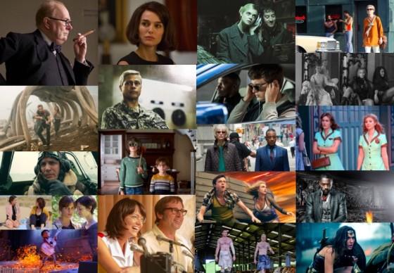 Les films 2017 les plus attendus