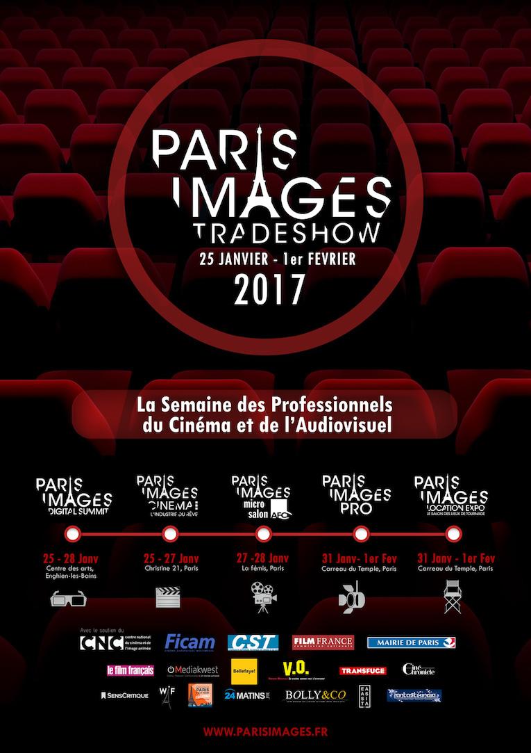 Paris images tradeshow 2017 tout sur la 4 me dition cinechronicle - Expo paris octobre 2017 ...
