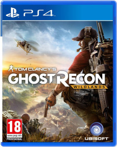 Ghost Recon Wildlands - jaquette