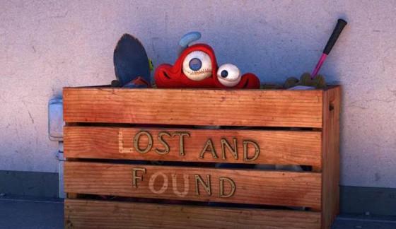 Lou - court metrage Pixar