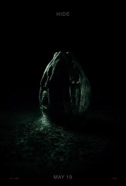 Alien Covenant - nouvelle affiche teaser cocon