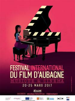 Festival d'Aubagne - affiche