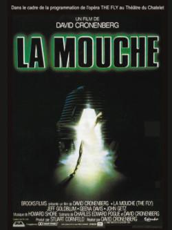 La Mouche - affiche
