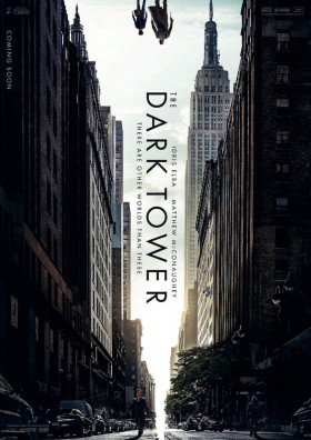 La Tour Sombre - The Dark Tower - affiche