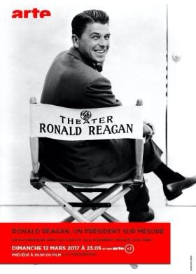 Ronald Reagan, un president sur mesure - affiche