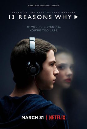 13 Reasons Why - affiche