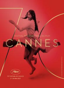 Claudia Cardinale - affiche 70e Festival de Cannes