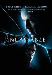 Incassable - affiche