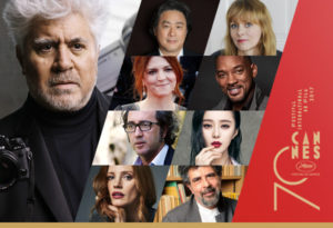 Jury 70e Festival de Cannes 2017 / Credit photo Festival de Cannes
