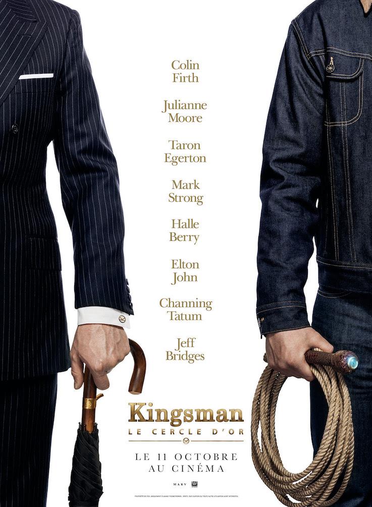 Un premier teaser pour Kingsman Le cercle d'or   CineChronicle