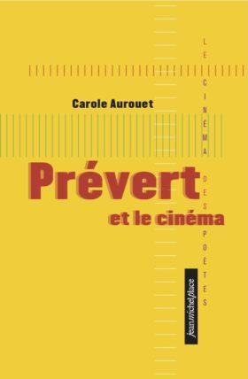 Prevert et le cinema - couverture