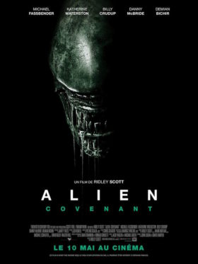 Alien Covenant - affiche