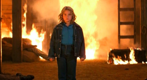 Drew Barrymore - Firestarter (1984)