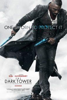 Idris Elba - La Tour Sombre - poster