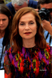 Isabelle Huppert - Photo Philippe Prost pour CineChronicle