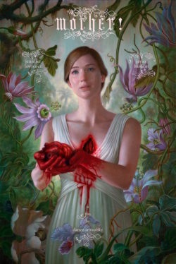 Mother de Darren Aronofsky - poster artwork