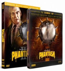 Phantasm 2 - jaquette version restauree