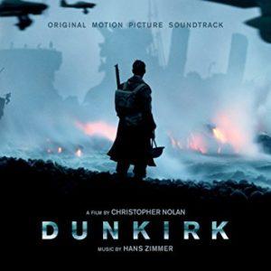 Dunkirk par Hans Zimmer - pochette