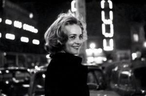 Jeanne Moreau - Ascenseur pour lechafaud